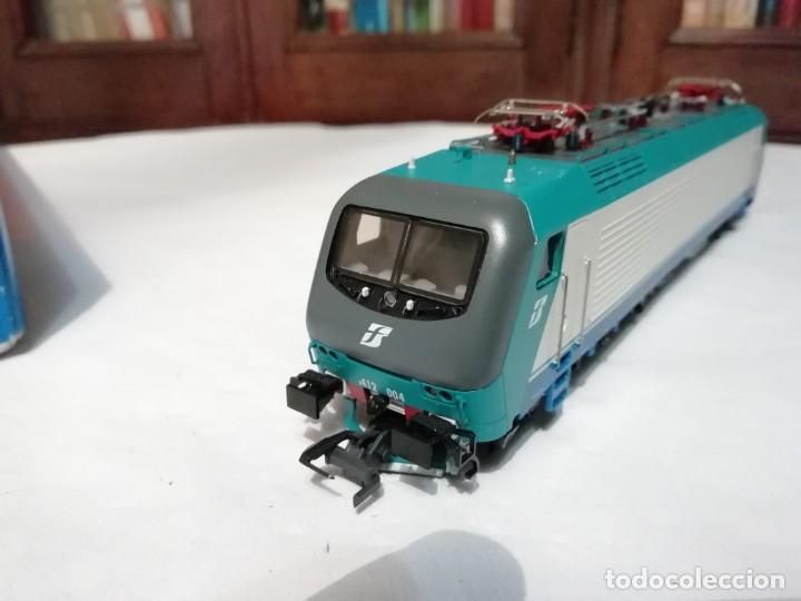 Trenes Escala: Roco H0 43826 Locomotora Eléctrica 412.004 FS Digital Nuevo New OVP - Foto 7 - 191896158