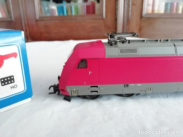 Trenes Escala: Roco H0 43740 Locomotora Eléctrica BR 101 001-5 DB DSS Digital Nuevo New OVP - Foto 3 - 191896246