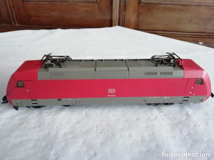 Trenes Escala: Roco H0 43740 Locomotora Eléctrica BR 101 001-5 DB DSS Digital Nuevo New OVP - Foto 4 - 191896246