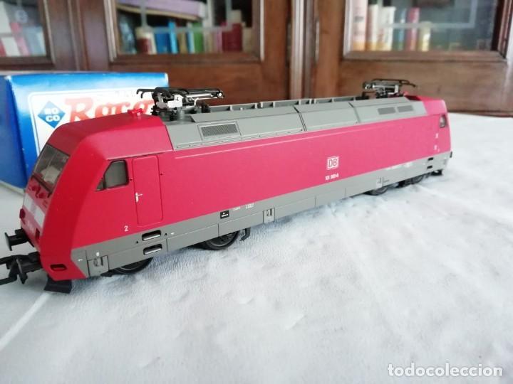 Trenes Escala: Roco H0 43740 Locomotora Eléctrica BR 101 001-5 DB DSS Digital Nuevo New OVP - Foto 6 - 191896246