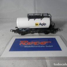 Trenes Escala: VAGÓN CISTERNA ESCALA HO DE ROCO . Lote 193297632