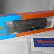 Trenes Escala: VAGÓN PASAJEROS ESCALA HO DE ROCO . Lote 193790382