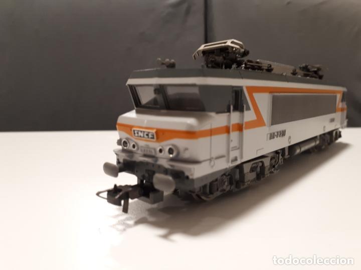 Trenes Escala: Roco HO -Locomotora Electrico Ref 4199-Serie-BB 7201 SNCF - Foto 2 - 193923237