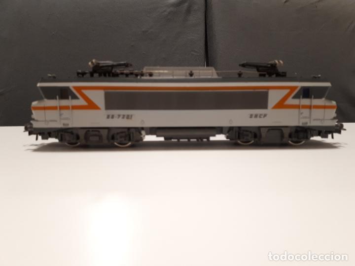 Trenes Escala: Roco HO -Locomotora Electrico Ref 4199-Serie-BB 7201 SNCF - Foto 3 - 193923237