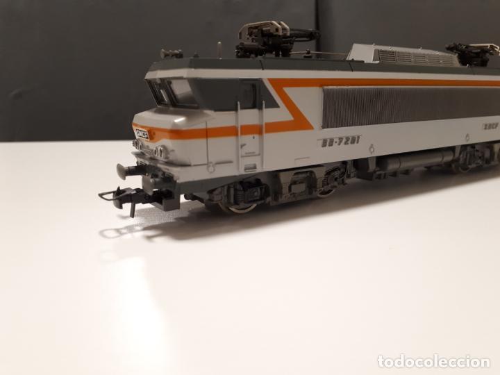 Trenes Escala: Roco HO -Locomotora Electrico Ref 4199-Serie-BB 7201 SNCF - Foto 5 - 193923237