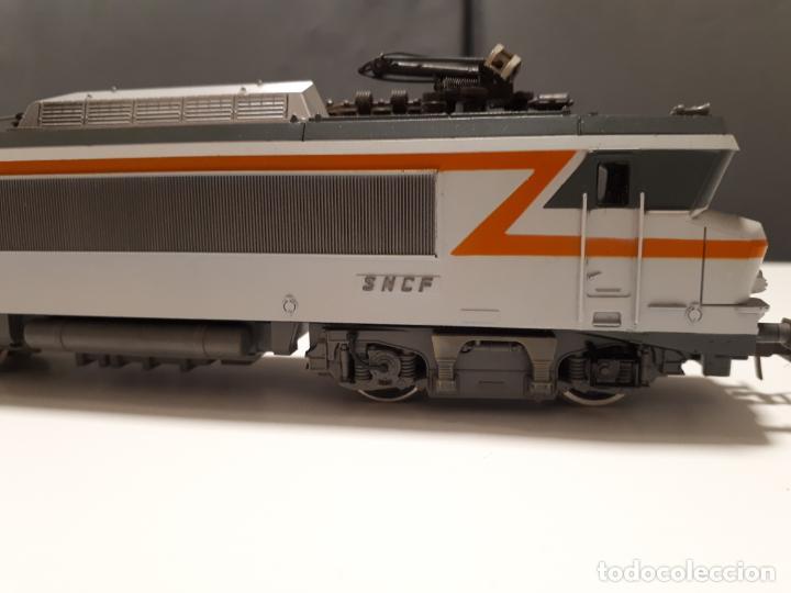 Trenes Escala: Roco HO -Locomotora Electrico Ref 4199-Serie-BB 7201 SNCF - Foto 7 - 193923237