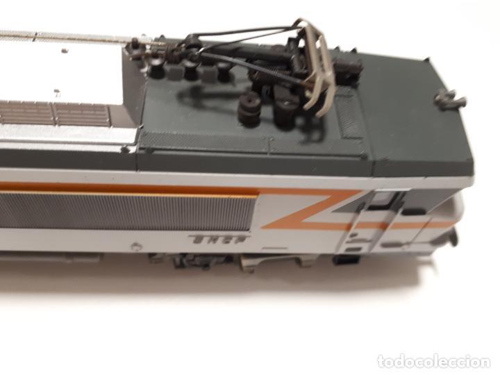Trenes Escala: Roco HO -Locomotora Electrico Ref 4199-Serie-BB 7201 SNCF - Foto 9 - 193923237