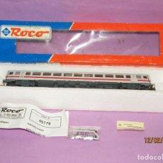 Trenes Escala: COCHE 2ª CLASE INTERCITY EN ESCALA *H0* REF. 45178 DE ROCO. Lote 193928928