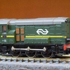 Trenes Escala: ROCO H0 LOCOMOTORA-TRACTOR DIESEL SERIE 5/600, DE LA N.S., REFERENCIA 43471.. Lote 194987970