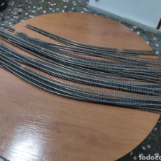 Trenes Escala: 20 METROS APROX. DE VÍAS ROCO VÍA FLEXIBLE 4400 4401 Y CONECTORES DE RIELES MADE IN AUSTRIA. Lote 195137981