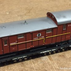 Trenes Escala: ROCO FURGON FRANKFURT 4380 H0. Lote 195240172