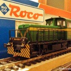 Trenes Escala: LOCOMOTORA RENFE 309.032 ROCO 43618 DIGITALIZADA. Lote 196648186