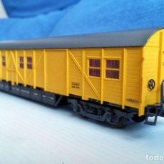 Trenes Escala: VAGÓN ROCO DB EN H0. Lote 197085858