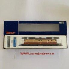 Trenes Escala: ROCO 62412 RENFE 250.603-8 ESTRELLA. Lote 197181721