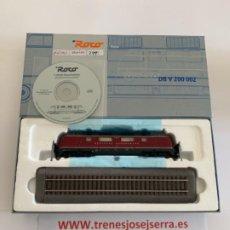 Trenes Escala: ROCO 63931 PLATINO D.B. V 200-002 DIGITAL SONIDO. Lote 197185038