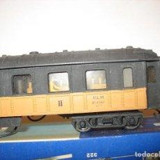 Trenes Escala: POCHER DE LA PLM CORRIENTE CONTINUA - ESCALA H0. Lote 197227557