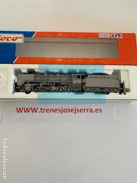Trenes Escala: ROCO 63242 HO DRG 44 134 DIGITAL - Foto 2 - 243587175