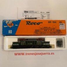 Trenes Escala: ROCO HO 43483 BR 194 035-2. DIGITAL. Lote 197334928