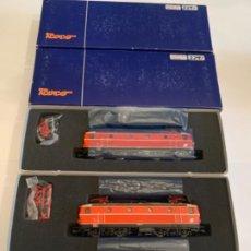 Trenes Escala: ROCO HO 62444 +DUMY. OBB 1044. Lote 197337110