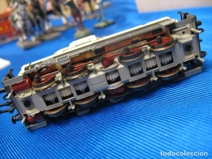Trenes Escala: gutzold corriente continua - Escala H0 - Foto 6 - 276724678