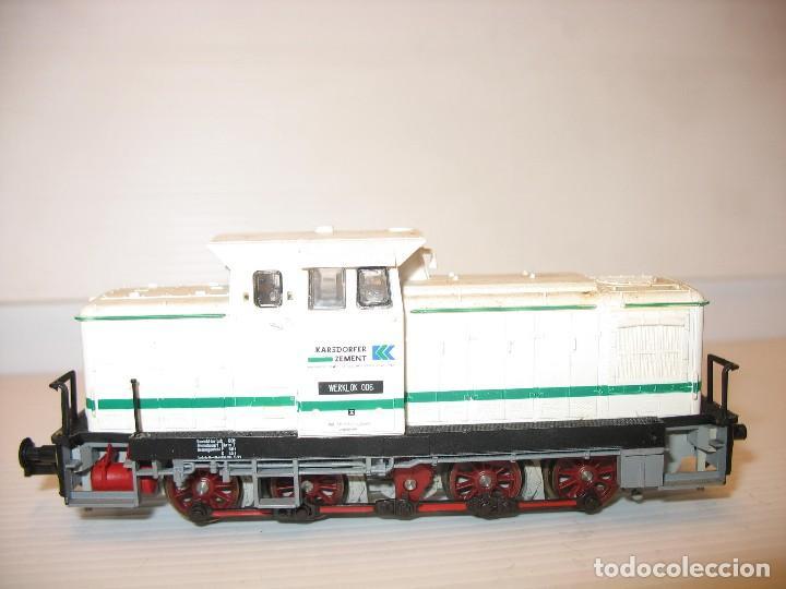 Trenes Escala: gutzold corriente continua - Escala H0 - Foto 3 - 276724678