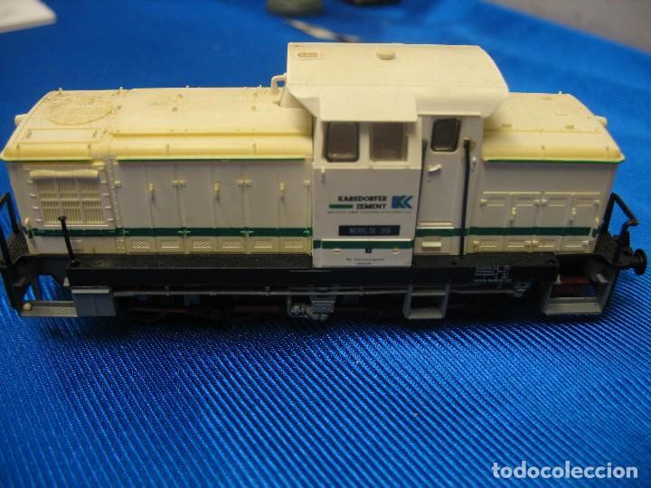 Trenes Escala: gutzold corriente continua - Escala H0 - Foto 4 - 276724678