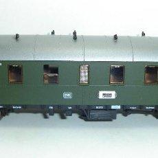 Trenes Escala: VAGON DE PASAJEROS DB 85272 ROCO ESCALA HO. Lote 197582727