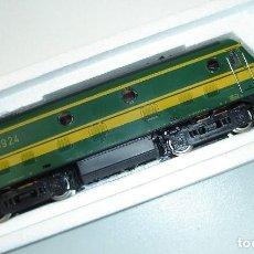 Trenes Escala: LOCOMOTORA DIESEL 5924 SERIE 59 ROCO ESCALA HO REF 04152S. Lote 197740763