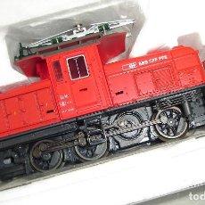 Trenes Escala: LOCOMOTORA ELECTRICA SBB ROCO ESCALA HO REF 43528. Lote 197740936