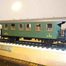 Trenes Escala: VAGÓN DE PASAJEROS RENFE 44948 DESCATALAOGADO . Lote 197887733
