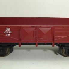 Trenes Escala: VAGON DE MERCANCIAS DB 670198 010 ROCO ESCALA HO. Lote 198032335
