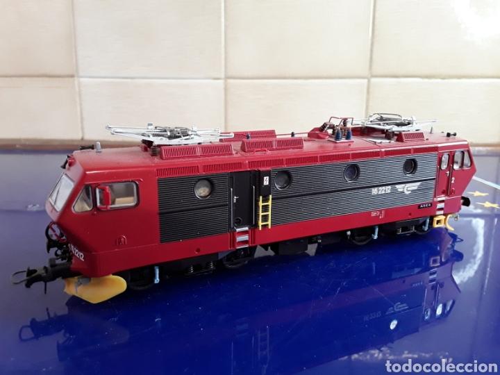 ROCO H0 43933LOCOMOTORA ELÉCTRICA QUITANIEVES CORRIENTE ALTERNA (Juguetes - Trenes a Escala H0 - Roco H0)
