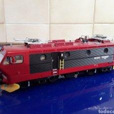 Trenes Escala: ROCO H0 43933LOCOMOTORA ELÉCTRICA QUITANIEVES CORRIENTE ALTERNA. Lote 199195055