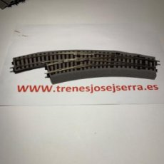 Trenes Escala: ROCO LINE DESVIOS IZQUIERDA BWL2/3 MANUALES NUEVOS. Lote 201335191