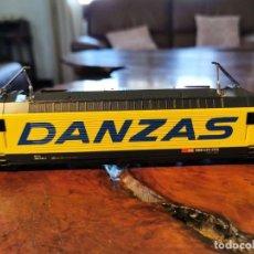 Trenes Escala: ROCO 43750 LOCOMOTORA ELÉCTRICA SBB CFF FFS - LOUIS DANZAS RE 4/4 460 018-5. Lote 202877968