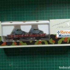 Trenes Escala: ROCO MINITANKS (839) H0 DRG EPII. 1/87. Lote 204078712