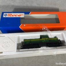 Trenes Escala: LOCOMOTORA RENFE ROCO - REF: 43457.1 - H0. Lote 205075613