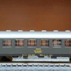Trenes Escala: ROCO H0 COCHE DE VIAJEROS 2ª CLASE S/BB 8500, DE RENFE, REFERENCIA 44463.. Lote 205371470