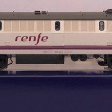 Trenes Escala: ROCO LOCOMOTORA RENFE D333.107 ALTERNA DIGITAL SONIDO, REFERENCIA 68729 ESCALA HO. Lote 205538765