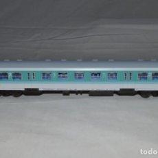 Trenes Escala: VAGÓN DE PASAJEROS DE 1ª Y 2ª CLASE DE LA DB. ESC. H0. ROCO. ROMANJUGUETESYMAS.. Lote 205713583