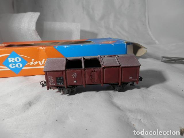 Trenes Escala: VAGÓN BORDE ALTO ESCALA HO DE ROCO - Foto 2 - 206905770