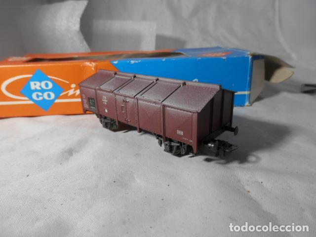 Trenes Escala: VAGÓN BORDE ALTO ESCALA HO DE ROCO - Foto 4 - 206905770