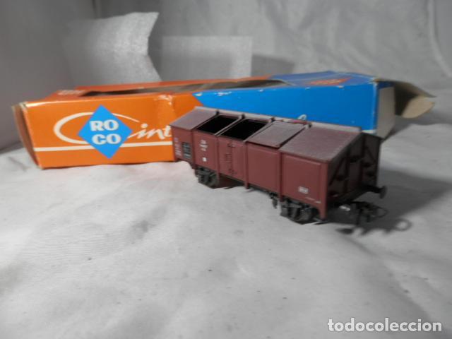 Trenes Escala: VAGÓN BORDE ALTO ESCALA HO DE ROCO - Foto 6 - 206905770
