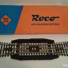 Comboios Escala: ROCO H0 VIAS CRUZ LONGITUD 23 CM. Lote 207805582
