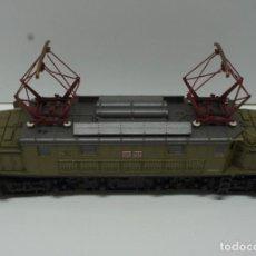 Trenes Escala: LOCOMOTORA ROCO H0 REF. 04187B CLASE 361 DE LOS FERROCARRILES YUGOSLAVOS .. Lote 207820001