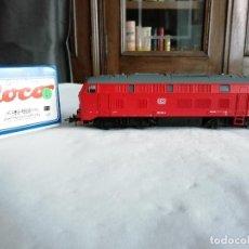 Trenes Escala: ROCO H0 62404 LOCOMOTORA ELÉCTRICA BR 111 062-6 DB AG DIGITAL NUEVA. Lote 208382702
