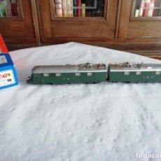 Trenes Escala: ROCO H0 43770 LOCOMOTORA ELÉCTRICA AE8/14 11852 SBB CFF DIGITAL NUEVA. Lote 208427940