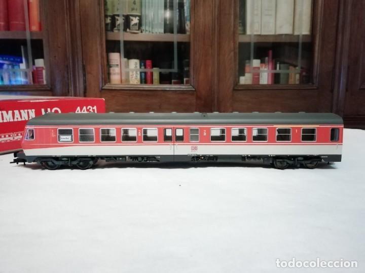 Trenes Escala: Fleischmann H0 4431 Automotor Diésel BR 614 012-3 DB Digital Nuevo - Foto 3 - 208428341