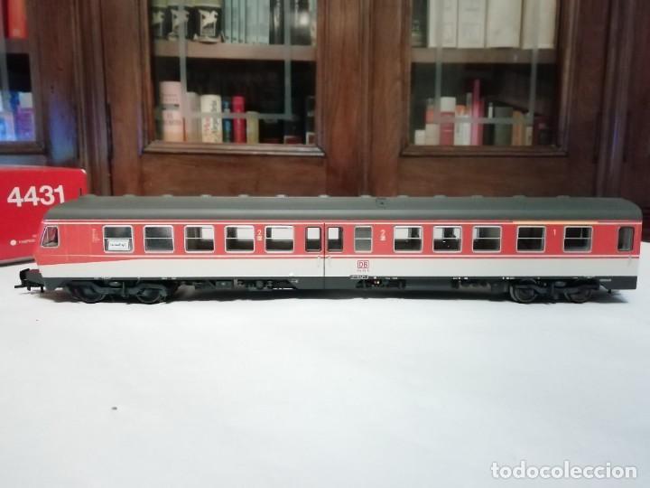 Trenes Escala: Fleischmann H0 4431 Automotor Diésel BR 614 012-3 DB Digital Nuevo - Foto 4 - 208428341
