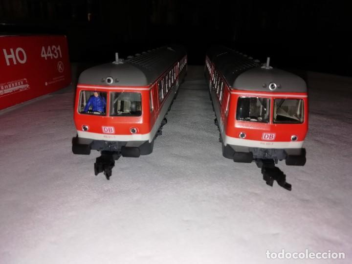 Trenes Escala: Fleischmann H0 4431 Automotor Diésel BR 614 012-3 DB Digital Nuevo - Foto 5 - 208428341
